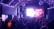 Live event showcase