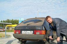 Заправка автомобилей газ-пропаном (ООО «АвтоСиб», Нефтеюганский район)