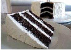 Dark Forrest cake