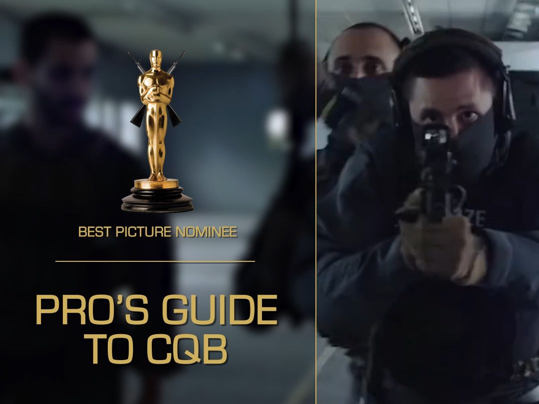 """Picture for choice """"Pro's guide to CQB"""""""