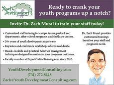 Youth Development  Training