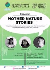 "Discussion ""Mother Nature Stories"""