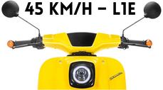 45 km/h - L1e