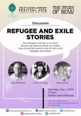 "Discussion ""Refugee and Exile Stories"""