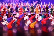 Ukrainian Shumka Dancers