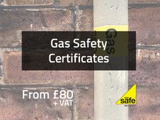 Gas Safety Certificate (CP12)