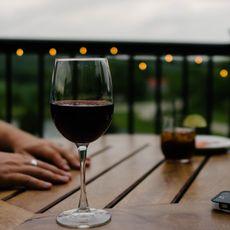 Um vinho