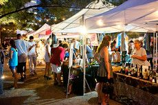 Crafts & artisan market, Discovery Green, Houston, TX