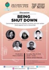 "Discussion ""Being Shut Down"""