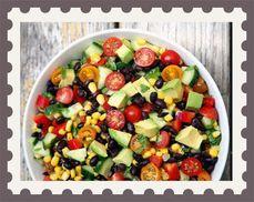 Avocado Salad (Dominican Republic)