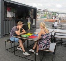 Table games, Les Berges, Paris, FR