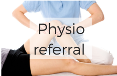Physio referral