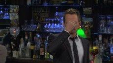 Robin rejeita Barney