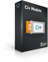 1x CI+ module (€2,00 p/m)