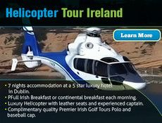 HELICOPTER TOUR IRELAND