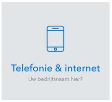 Telefonie & internet
