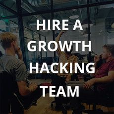 get to know our growth hacking team