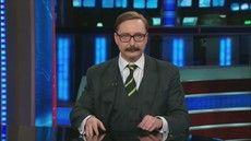 John Hodgman, The Daily Show