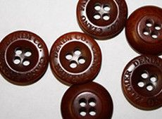 COROZO BUTTON