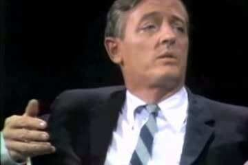 Picture for question How favorably do you view the late William F. Buckley Jr.?